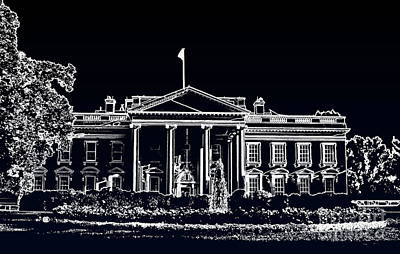 Art Print featuring the photograph The Black House by Joe Finney