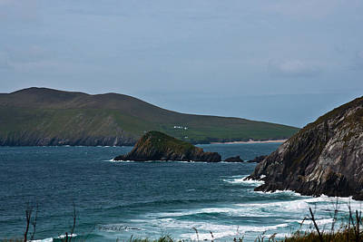 Photograph - The Blaskets by Edward Peterson