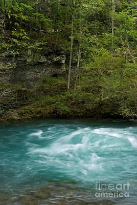 Ozark National Riverways Photograph - The Boil by Chris Brewington Photography LLC
