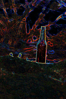 Photograph - The Bottle by Charles Benavidez