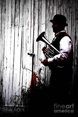 Sousaphone Wall Art - Photograph - The Bowler by Paul Henry