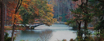 Photograph - The Bridge At Callaway by Robert Meanor