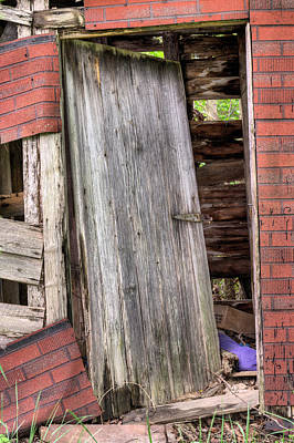 The Economy Photograph - The Broken Home by JC Findley