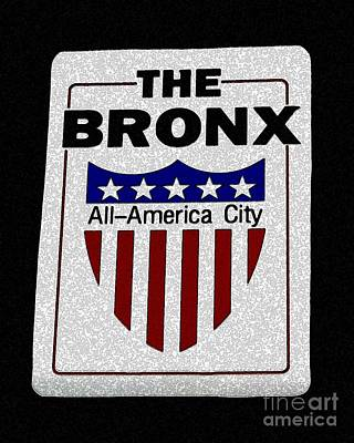 Digital Art - The Bronx by Dale   Ford
