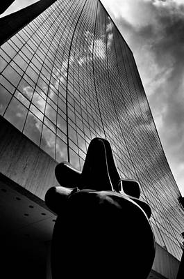 Nyc Photograph - The Bull Never Sleeps by Louis Dallara