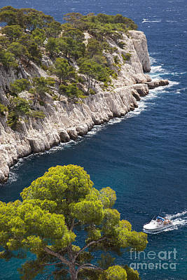 Photograph - The Calanques by Brian Jannsen