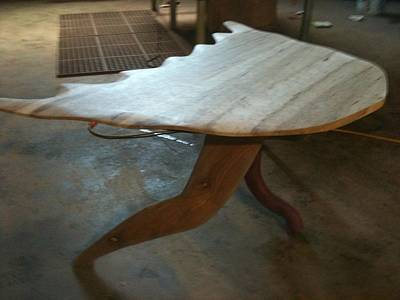 Clark Table Sculpture - the Cape Table by John Hopson