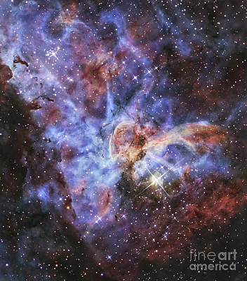 Photograph - The Carina Nebula, Also Known As Ngc by R Jay GaBany