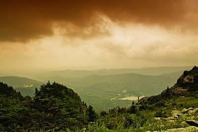 The Carolina Landscape Original by Chris Bhulai