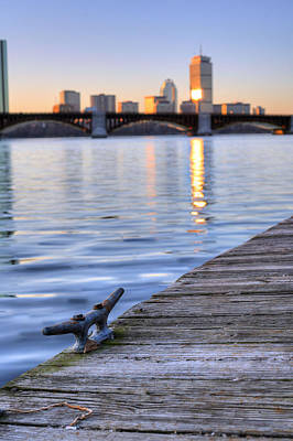 Photograph - The Charles  by JC Findley