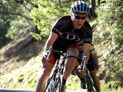 Tour Of The Gila Photograph - The Chase by Feva  Fotos