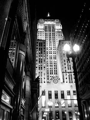 Photograph - The Chicago Stock Exchange by Vintage Pix