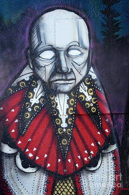 The Chief Art Print by Bob Christopher