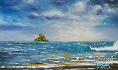 The Chinaman's Hat Art Print