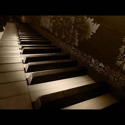 Victorian Wall Art - Photograph - The Chords Of Progression by Jeff Summers