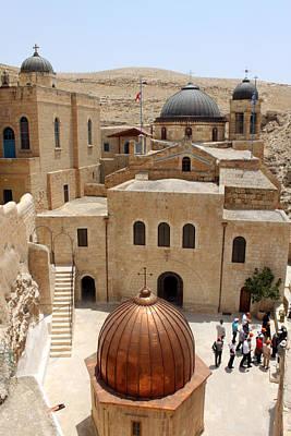 The Church Court Original by Munir Alawi