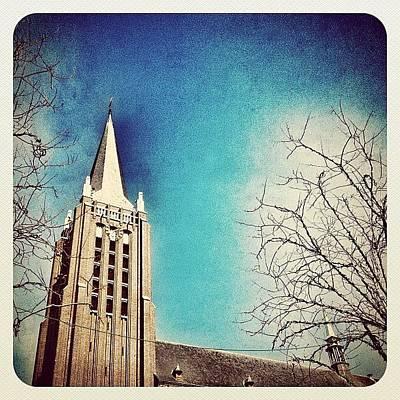 Wall Art - Photograph - The #church In #venray petrus Banden by Wilbert Claessens