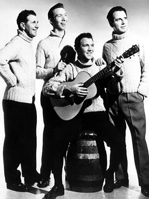 The Clancy Brothers, Ca. 1961 Print by Everett