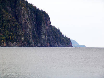 Photograph - The Cliffs Of Old Woman Bay by George Cousins