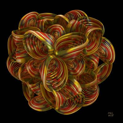 Digital Art - The Colony by Manny Lorenzo