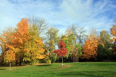 The Colors Of Autumn Original