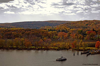 Photograph - The Connecticut River Valley by Laura DAddona