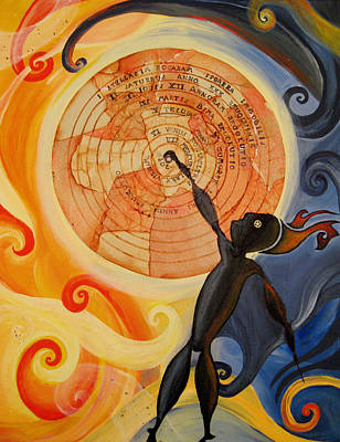 The Copernicun Revolution Art Print