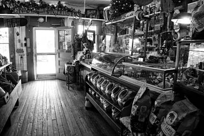 Photograph - The Country Store by Jeanne Sheridan