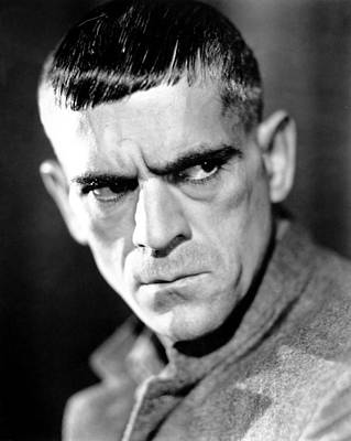 The Criminal Code, Boris Karloff, 1931 Art Print