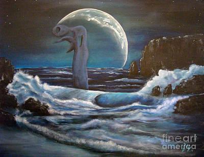 The Crone Of Okeanos Original