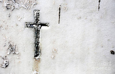 Photograph - The Cross by Kathleen K Parker