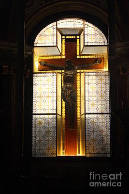 Photograph - The Cross by Terri Maddin-Miller
