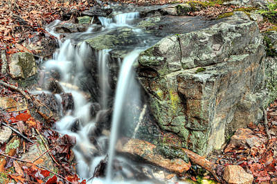 Photograph - The Crying Rock by JC Findley