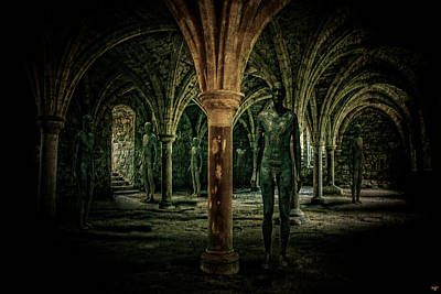 Photograph - The Crypt by Chris Lord
