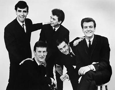 English Rock Groups Photograph - The Dakotas, 1960s by Granger