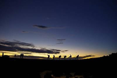 Photograph - The Dance by Archangel Michael