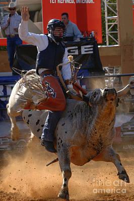Cowboy Photograph - The Dance by Gib Martinez