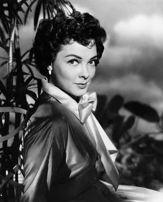 1950s Movies Photograph - The Desert Song, Kathryn Grayson, 1953 by Everett