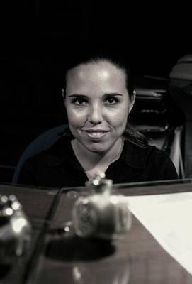 Photograph - The Desk Clerk by Lorraine Devon Wilke