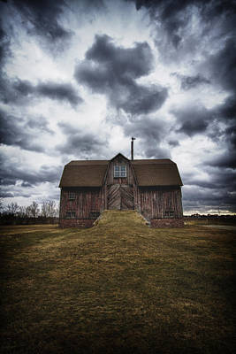 High Definition Photograph - The Devil In Me Said Go Down To The Shed.... by Russell Styles