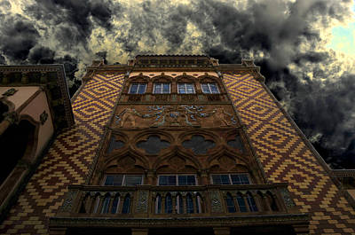 Male Nude Art Photograph - The Doges Palace by David Lee Thompson