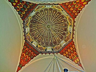 The Dome Decorative Arts Original by Necati Cil