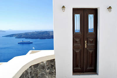 Jeka World Photograph - The Door To Paradise by Jeff Rose