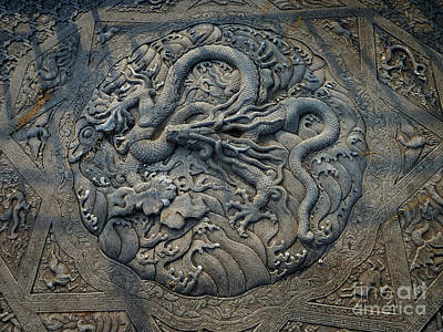 Photograph - The Dragon II by Xueling Zou