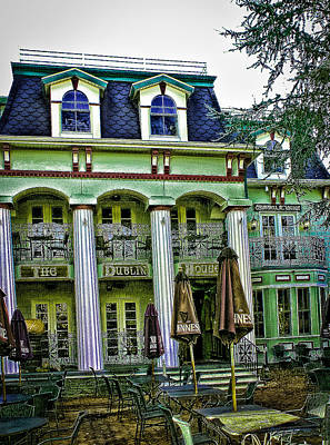 Photograph - The Dublin House by Colleen Kammerer