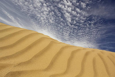The Dunes Art Print by Mike McGlothlen