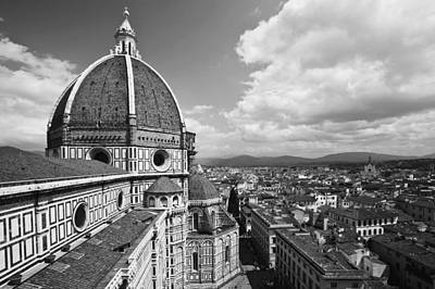 The Duomo In Florence, Italy Art Print