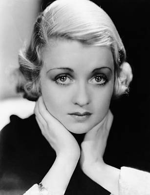 1931 Movies Photograph - The Easiest Way, Constance Bennett, 1931 by Everett