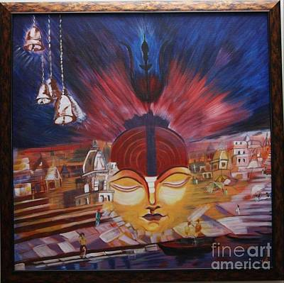 The Eternal Bliss Original by Seema Sahai