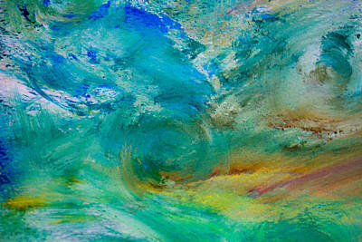 Painting - The Eye Of The Storm by Marie Jamieson